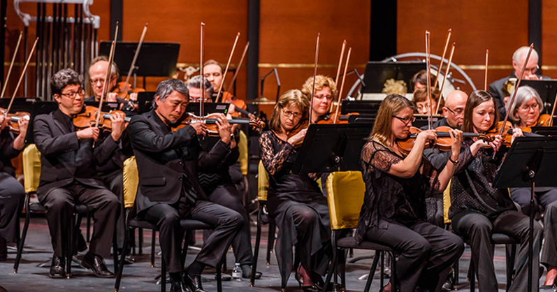Spotlight on resident partner Fox Valley Symphony Orchestra