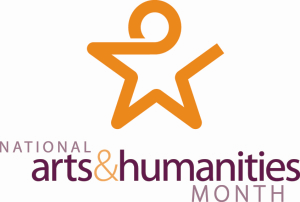 October is National Arts and Humanities Month