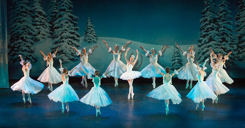 Spotlight on The Nutcracker